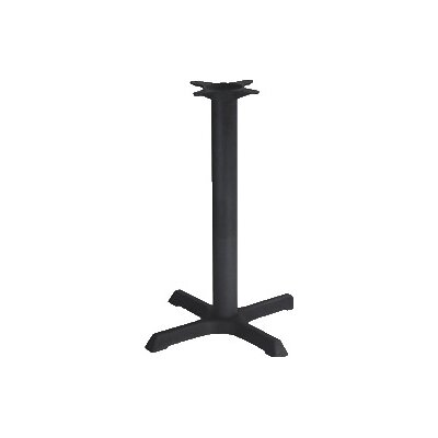 Table Base Size: 22 H x 22 W x 22 D