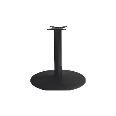 Round Table Base Size: 30 H x 24 W x 24 D