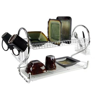 2 Shelf Dish Rack