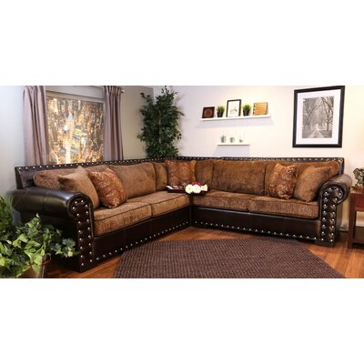 Saratoga Reversible Sectional