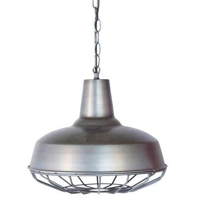 1-Light Bowl Pendant