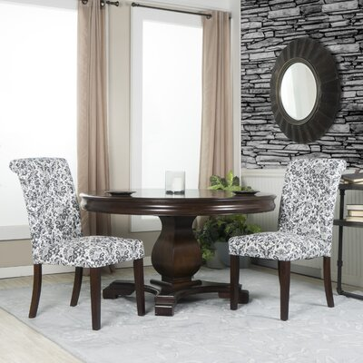 Crestwood Tufted Side Chair