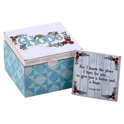 Jim Shore Hope Decorative Box