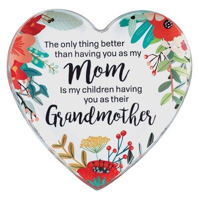 Mom And Grandmother Decorative Slate