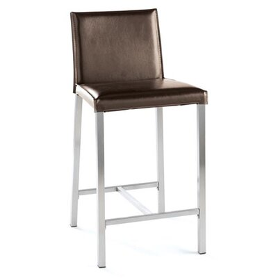 Lease to own Dylan Counter Stool in Dark Brown...
