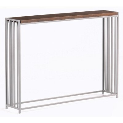 Woodbury Modern Console Table in Dakka