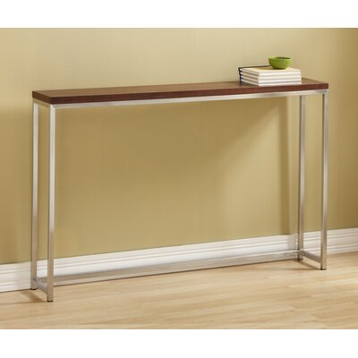 Cheap TFG 5Ogden Tall Console Table in Safari (TFG1124)