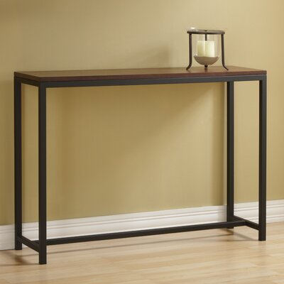 Credit for Foster Console Table...