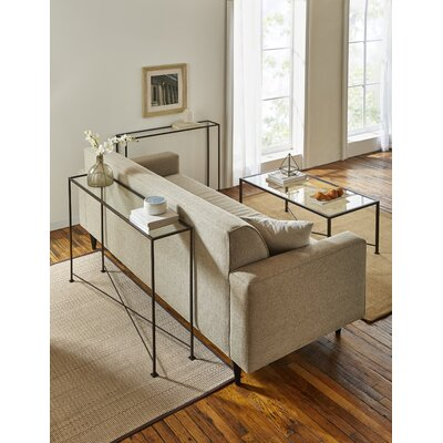 Diversey Metal Coffee Table