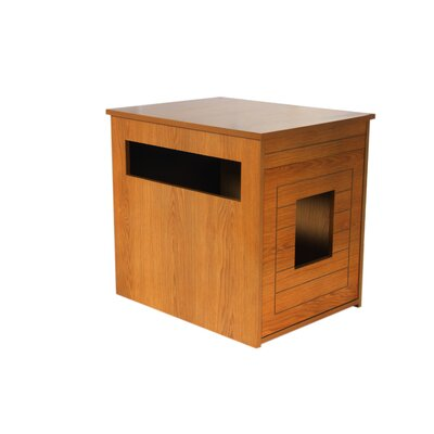 Arena Kitty Litter Box Color: Natural