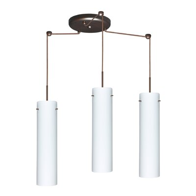 Stilo 3 Light Mini Pendant Finish: Bronze
