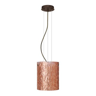 Tamburo 1-Light Drum Pendant