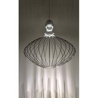 Sperber 1-Light Foyer Pendant Bulb Type: Incandescent