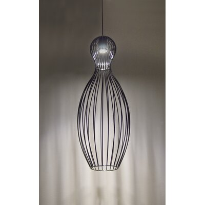 Speirs 1-Light Mini Pendant Bulb Type: Incandescent