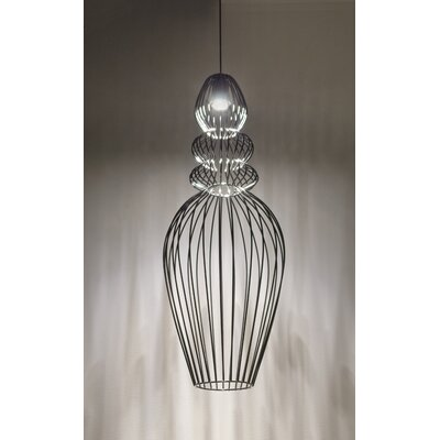 Spence 1-Light Mini Pendant Bulb Type: LED
