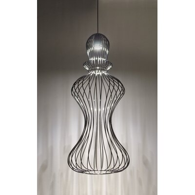 Spengler 1-Light Mini Pendant Bulb Type: LED