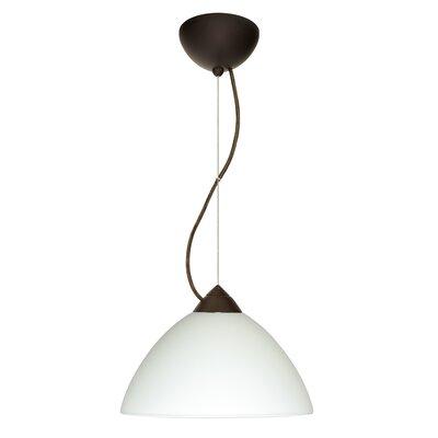 Tessa 1-Light Bowl Pendant Bulb Type: Incandescent
