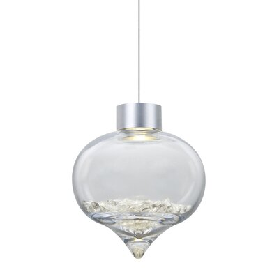 Terra 1-Light Cord Globe Pendant