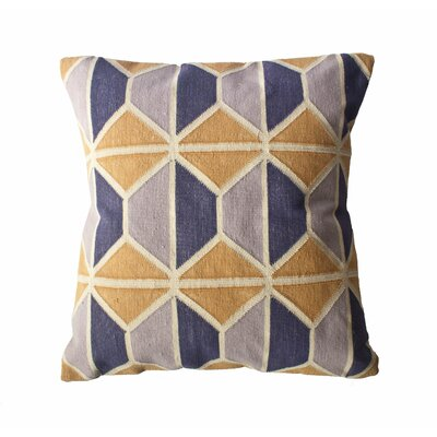 Mee Hexagon Throw Pillow