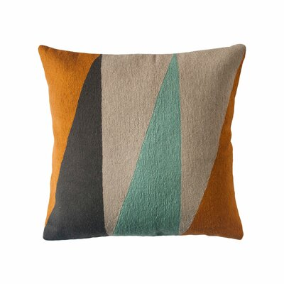 Khalid Triangles Throw Pillow