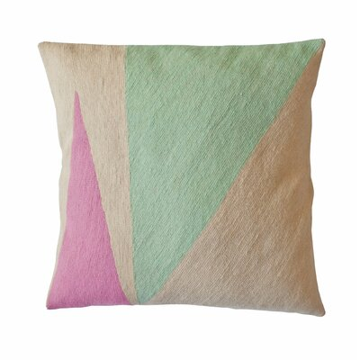 Gallagher Shimmer Throw Pillow
