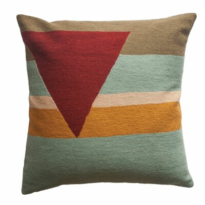 Jalen Stripes Throw Pillow
