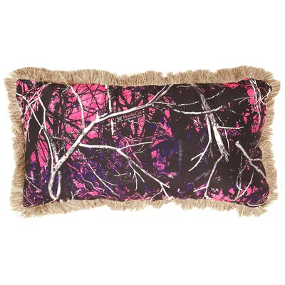Muddy Girl Lumbar Pillow