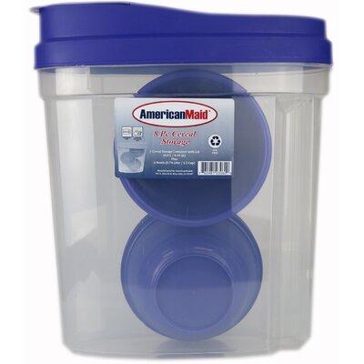 Cereal Dispenser P-03060- Purple
