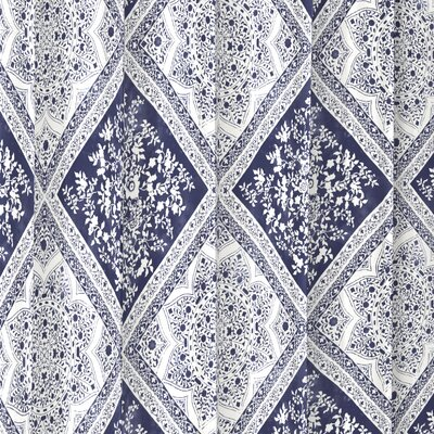 Panachee Cotton Shower Curtain