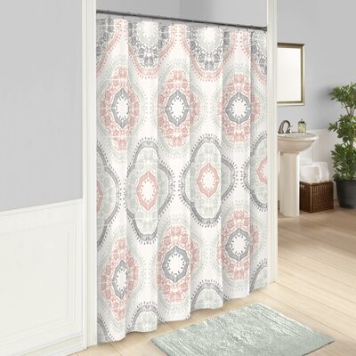Fairfield 100% Cotton Shower Curtain