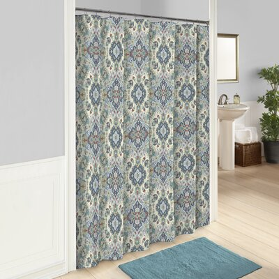 Fairlawn 100% Cotton Shower Curtain