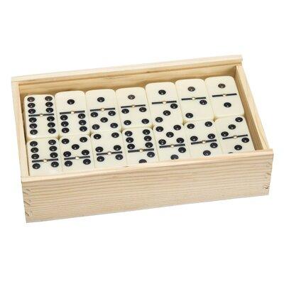55 Piece Double Nine Dominoes Set M350056
