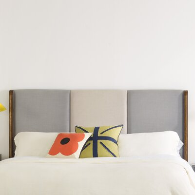 Swell Shelter Upholstered Panel Headboard