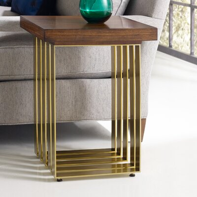 Horizon Line End Table