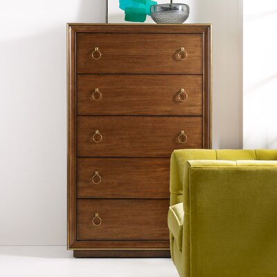 Roman 5 Drawer Chest