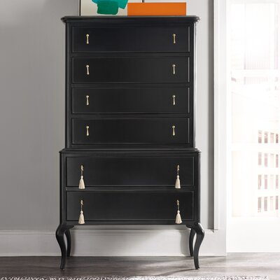Twin Peak 6 Drawer Lingerie Chest