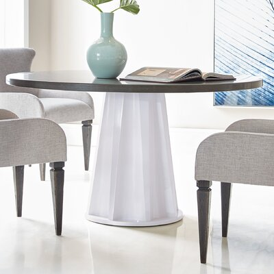 Melange Empire State of Mind Ped Dining Table