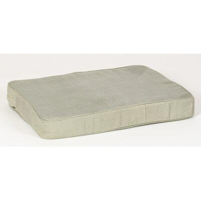 Orthopedic Foam Dog Bed Size: Medium (32 L x 24 W)
