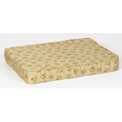 Orthopedic Foam Dog Bed Size: Small (24 L x 18 W)