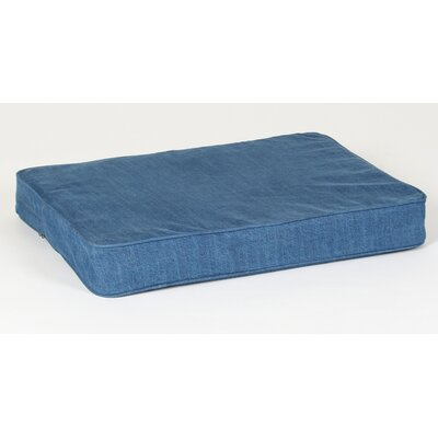 Orthopedic Foam Dog Bed Size: Small (24 L x 18 W)