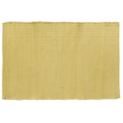 Waterbury Hand-Loomed Maize Area Rug