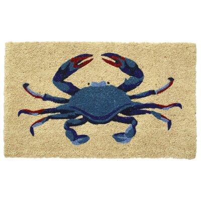 Crab Coir Doormat
