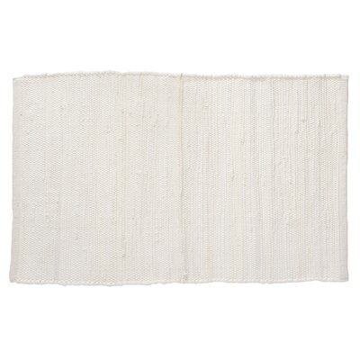 Brighton Hand-Woven Cream Area Rug