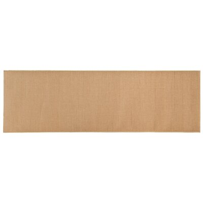 Winchester Beige Area Rug Rug Size: Runner 26 x 8
