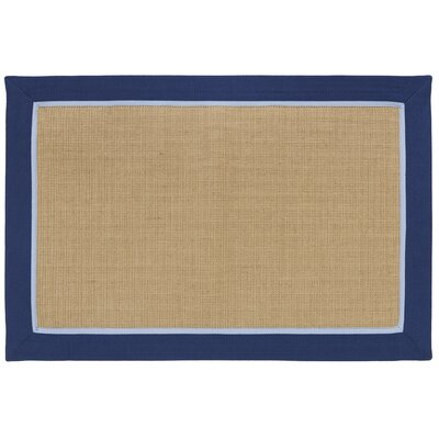 York Kitchen Mat Mat Size: Rectangle 4 x 6, Color: Harbor