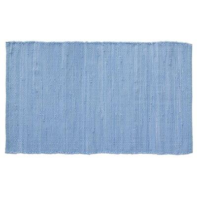 Brighton Hand-Woven Slate Blue Area Rug