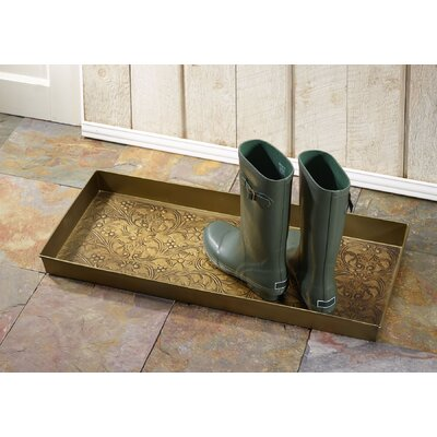 Arabesque Boot Tray