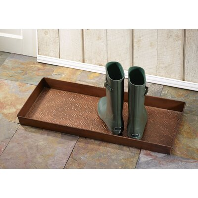 Jacquard Boot Tray