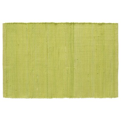 Waterbury Hand-Loomed Limeade Area Rug