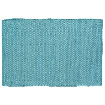 Waterbury Hand-Loomed Turquoise Area Rug